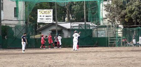 横須賀学院高校/男子チームと練習試合を行いました!