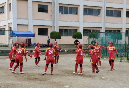 令和2年度 夏の県大会(神奈川県高等学校ソフトボール代替大会)